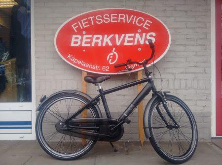 """Batavus Blockbuster  24""""jongens fiets 3 versnell/ remnaaf 195 euro"""